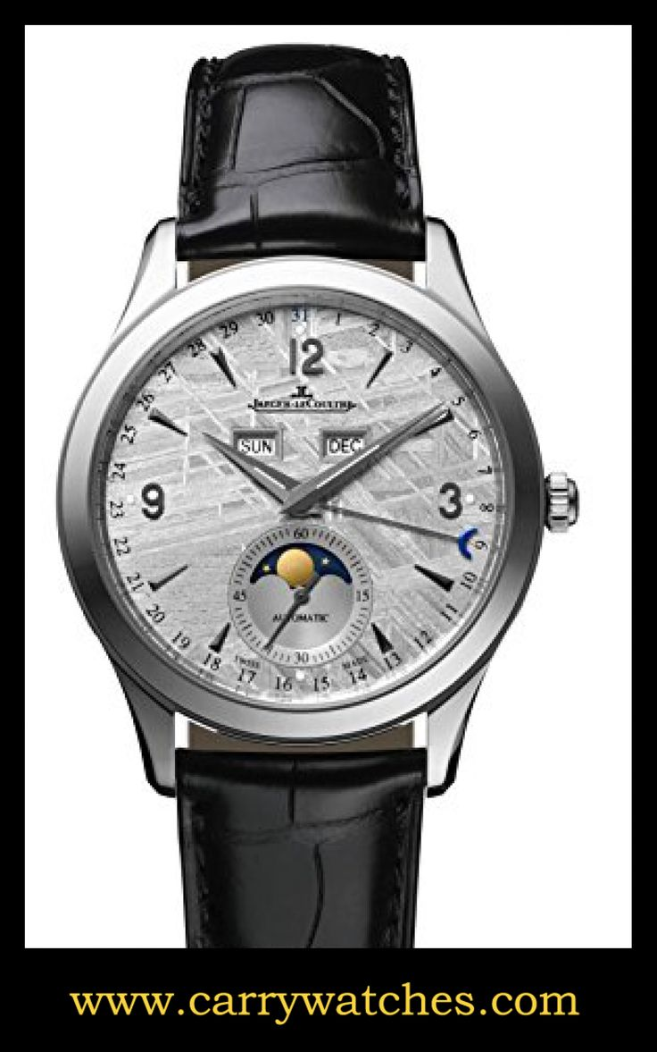 Jaeger LeCoultre Master Control Meteorite Dial Automatic Mens Watch Q1558421 https://www.carrywatches.com/product/jaeger-lecoultre-master-control-meteorite-dial-automatic-mens-watch-q1558421/  #automaticwatch #jaegerlecoultre #jlc #jlcwatch #jlcwatches #men #menswatches - More Jaeger LeCoultre mens watches at https://www.carrywatches.com/shop/wrist-watches-men/jaeger-lecoultre-watches-for-men/