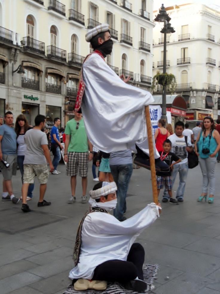 Curiosidades por las calles de Madrid