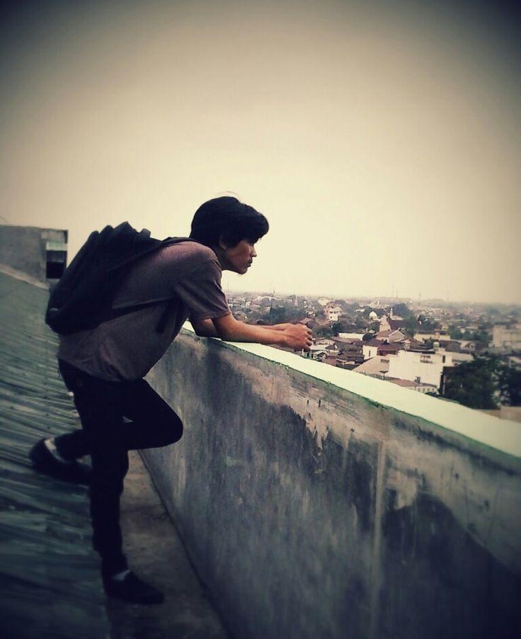Me :) Alone
