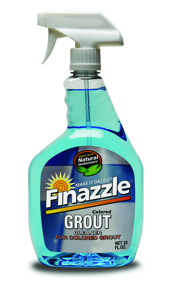 17 best images about make it dazzle with finazzle on for Grout cleaner