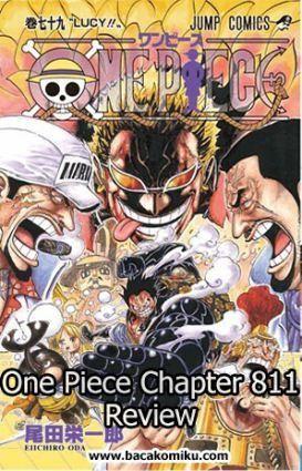 one piece chapter 811 review - setelah menyelamatkan raja inuarashi dan juga nekomamushi, sanji menyuruh caesar untuk menghilangkan gas beracun yang ada di pulau zou. berhasilkah sanji dan juga yang lainnya untuk menyelamatkan para suku mink ? baca kelanjutannya disini!