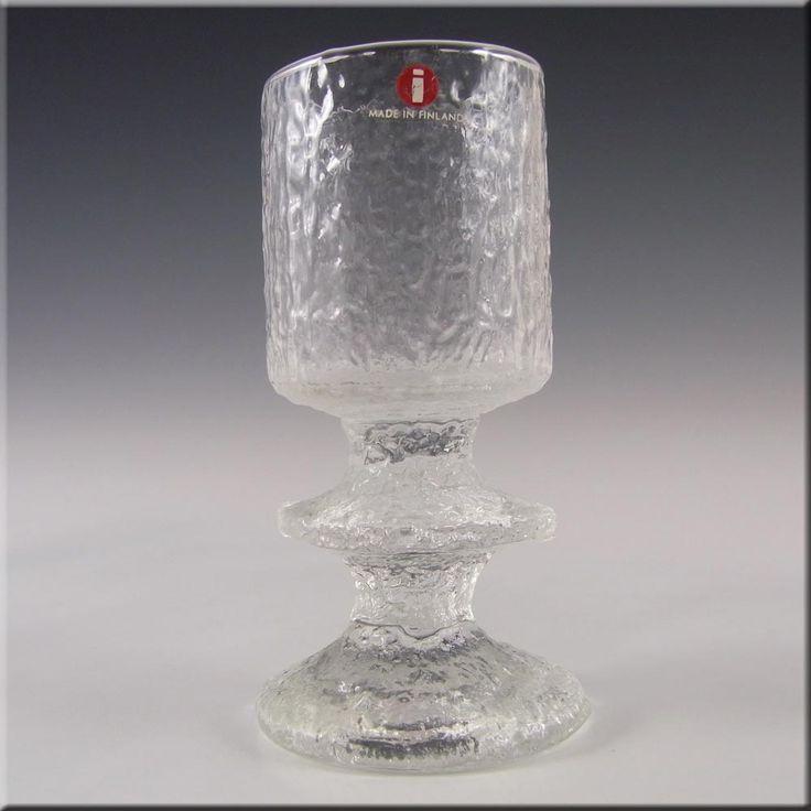 Iittala Senaattori Port/Sherry/Shot Glass by Timo Sarpaneva - £19.99