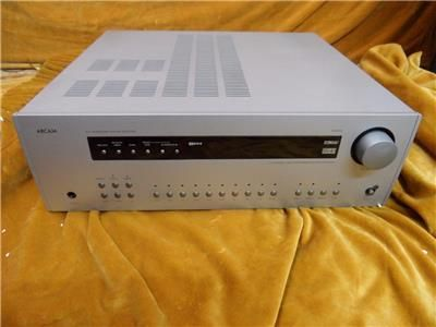 Arcam Diva AVR 300 Integrated Amplifier with Remote Control, used, for sale, secondhand