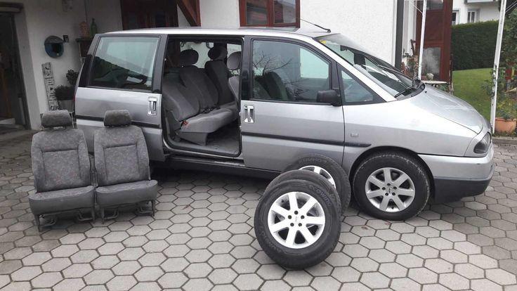 Fiat Ulysse fahrbereit als Partybus oder Campingbus oder Umzug mit Mängeln