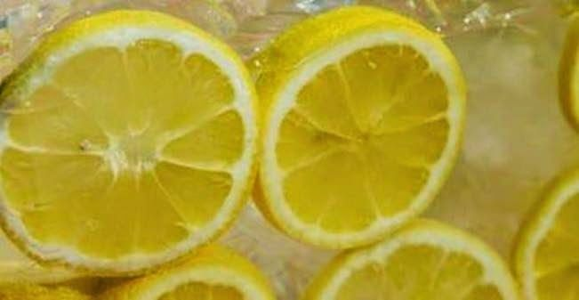 "So why should we freeze lemons? ""A new study has shown for the first time how limonoids, natural compounds present in lemons and other citrus fruit, impede both ER+ and ER- breast cancer cell growth. This sheds new light on the importance of citrus fruit for breast cancer prevention and supports past studies which showed fruit consumption may lower breast cancer risk."" All kinds of people are saying that the entire lemon should be used with nothing wasted. Not only for the obvious health ..."