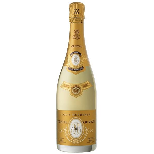 Louis Roederer Cristal 2004 Brut 12% 0,75L