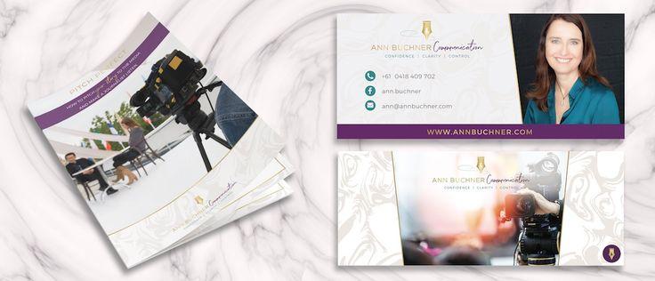 ANN BUCHNER BRAND AND WEBSITE DEVELOPMENT
