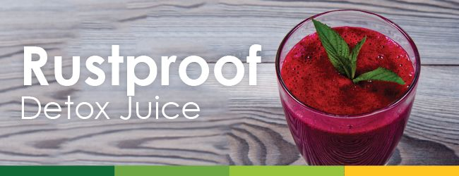 Rustproof Juice