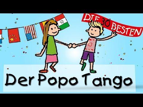 Der Popo Tango (Argentinien) - Die besten Kinderlieder auf Weltreise || Kinderlieder - YouTube