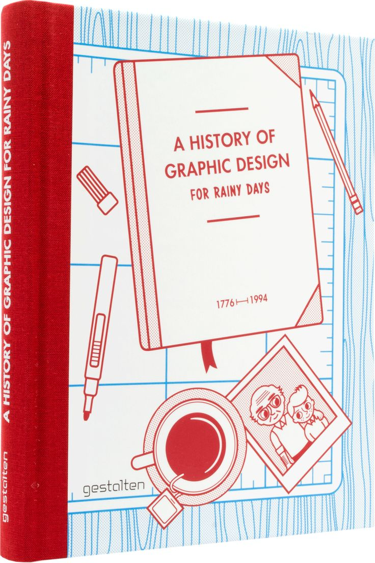 A History of Graphic Design for Rainy Days / by Studio 3