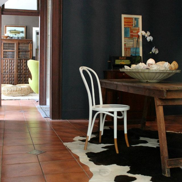 bentwood chairs in the dining room painted stained two tone black bentwood chairs