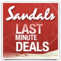 Sandals is always offering great Last Minute travel deals. Right Now they are offering up to $555 air credits.  Limited Time Offer!