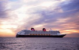 Disney Dream Royal Princess officially launches in June with a series of Mediterranean cruises. Sneak a peek at what to expect.
