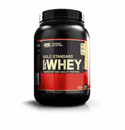 Optimum Nutrition Gold Standard 100% - whey protein for men