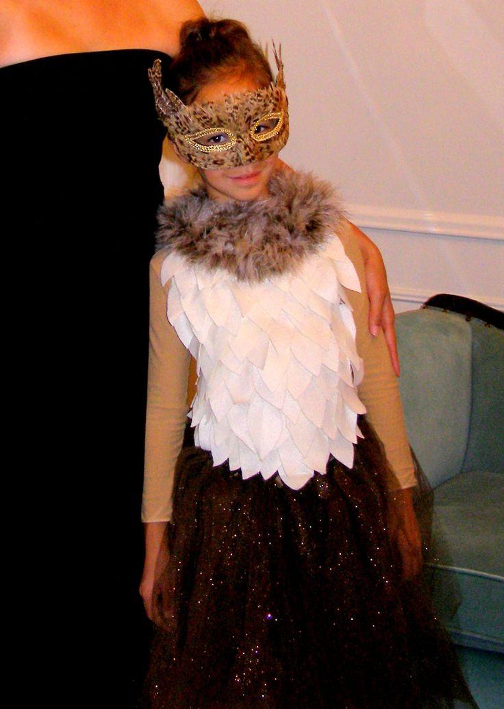 masquerade owl halloween costume 2012 - Masquerade Costumes Halloween