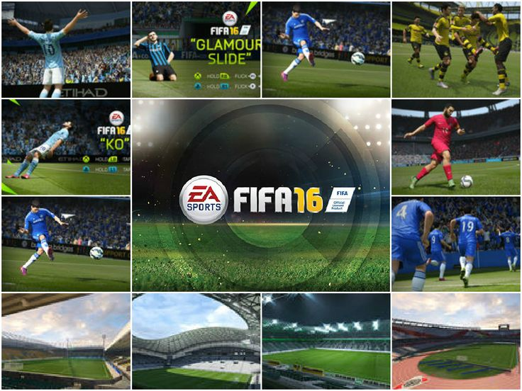 Electronic Arts ha distribuido nuevas imágenes de FIFA 16, la nueva entrega de esta popular saga de simuladores de fútbol que se pondrá a la venta el día 24/09. Además de algunas capturas del partido y los estadios, podemos ver poses de celebración al marcar un gol.  FIFA 16 se estrenará en PC, Xbox One, Xbox 360, PlayStation 4 y PlayStation 3. El título traerá consigo diferentes novedades a la saga, como la inclusión de selecciones de fútbol femenino.