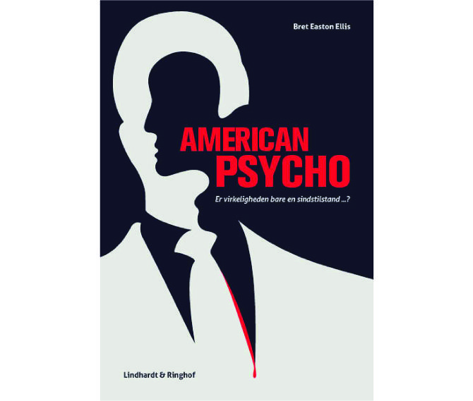 Bookcover - American Psycho - Emilie Linsaa