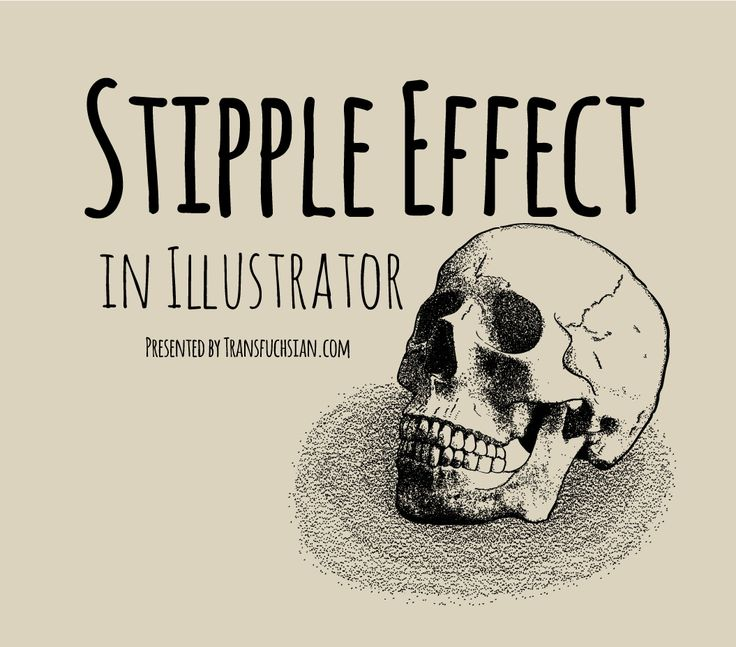 In this tutorial, I am going to show you how to use some filters to help automate a hand drawn stipple effect in Illustrator. First, we are going to prepare our image in Photoshop, then we will apply some effects in Illustrator and finish it all off with some hand drawn elements.