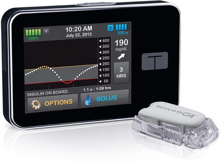 Tandem Diabetes Care won FDA approval to introduce its t:slim G4 insulin pump, a device that is a hybrid of the popular t:slim insulin pump and Dexcom G4 P
