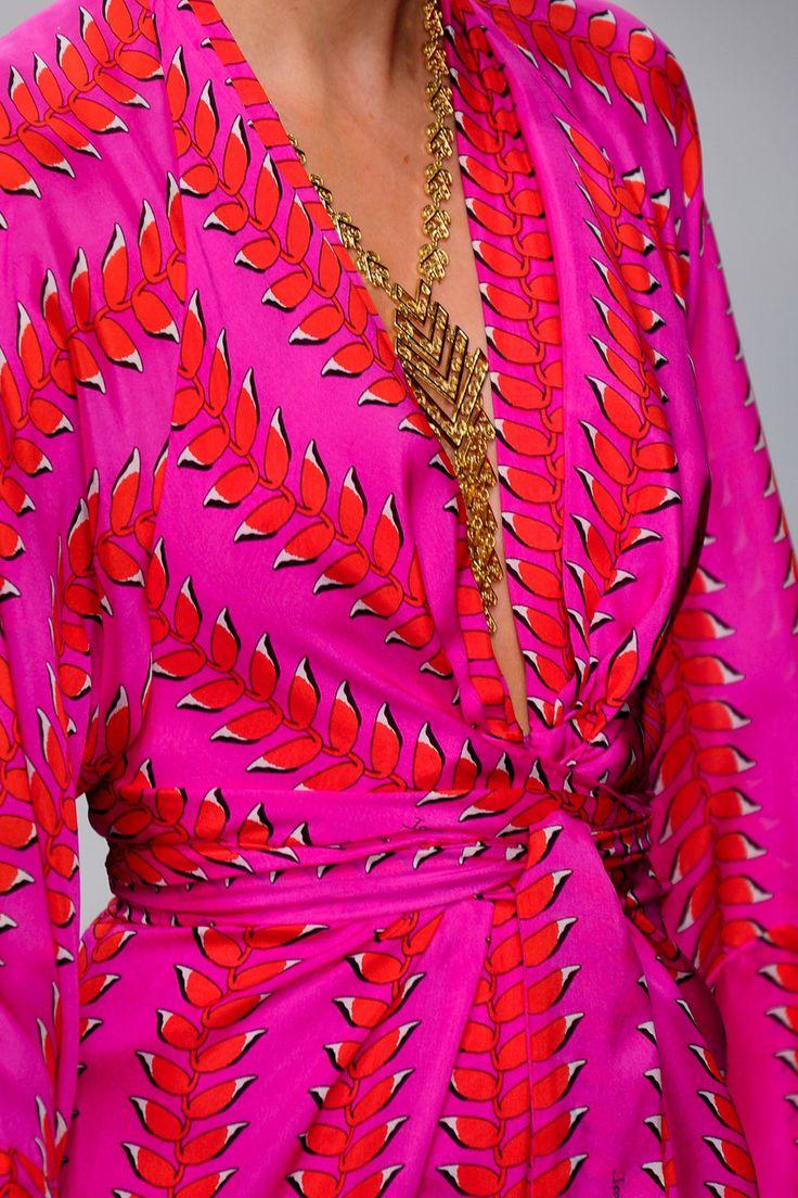 Issa at London Fashion Week Spring 2013
