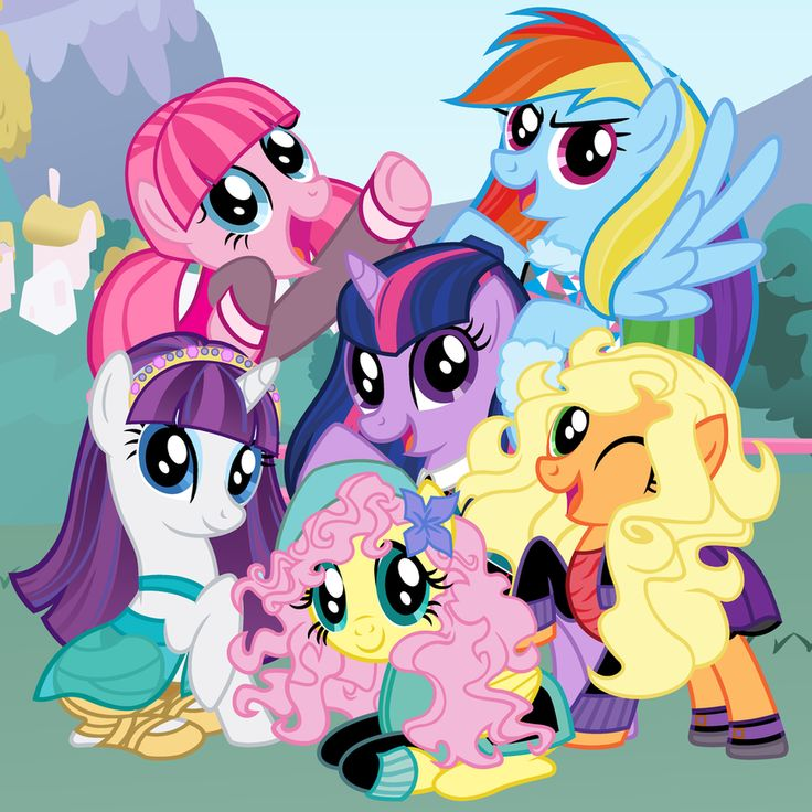 My Little Pony Monster High Coloring Pages : Mlp monster high my little pony pinterest