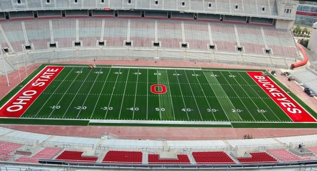 Image Result For Ohio State University Football Stadium Football Stadiums