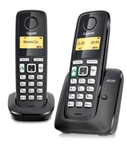 telefonos inalambricos duo gigaset