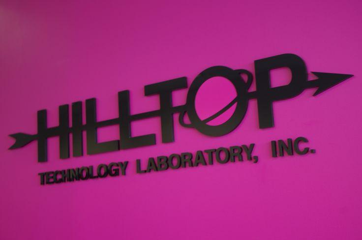 HILLTOP Technology Laboratory, Inc.  HILLTOP Irvine factory #pink HILLTOP米国現地法人!!