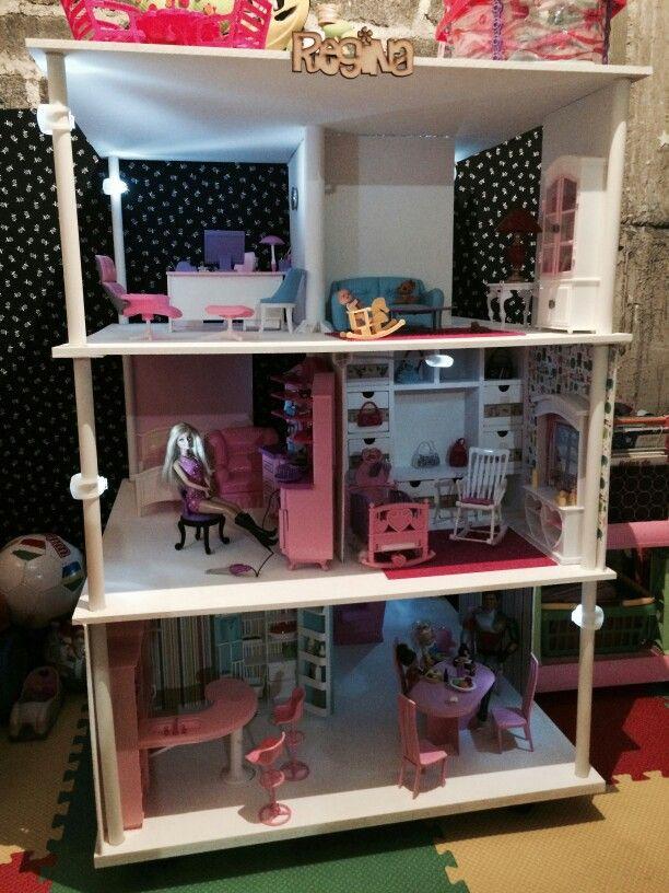 18 best Doll Houses images on Pinterest   Doll houses, Dollhouses ...