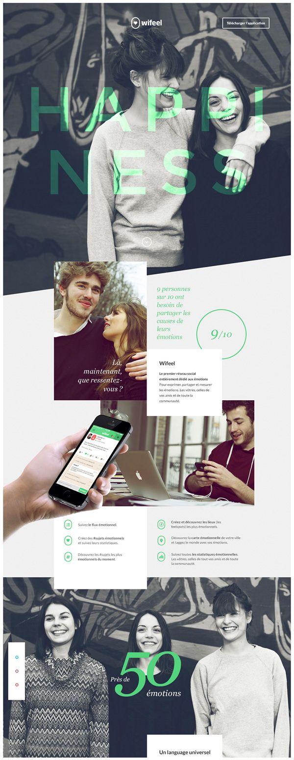 Wifeel Website #uidesign #uxdesign #mobileappui #UIUX#webdesign #color #photography #typography #ResponsiveDesign #Web #UI #UX #WordPress #Resposive Design #Website #Graphics