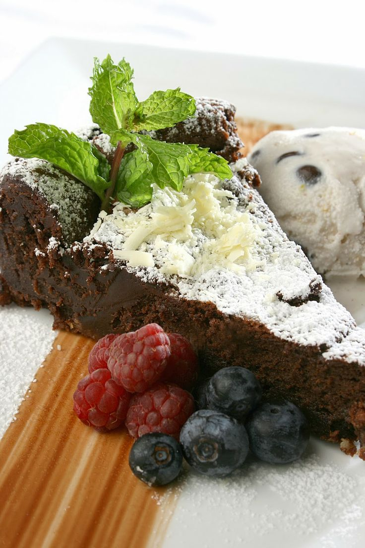 HangoverChef's Food: THE Mud Cake