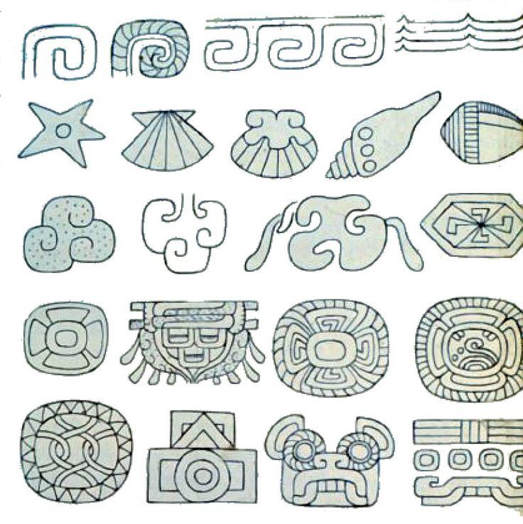 Teotihuacan,Mexico,serbian swastika