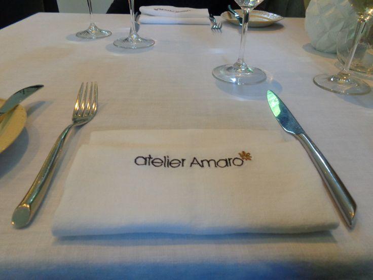 @ Restaurant Atelier Amaro