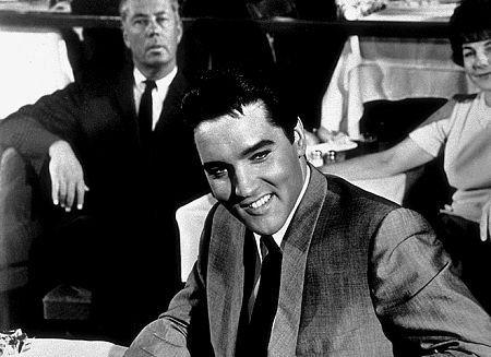 """Elvis Presley in """"Viva Las Vegas,"""" MGM, 1964."""