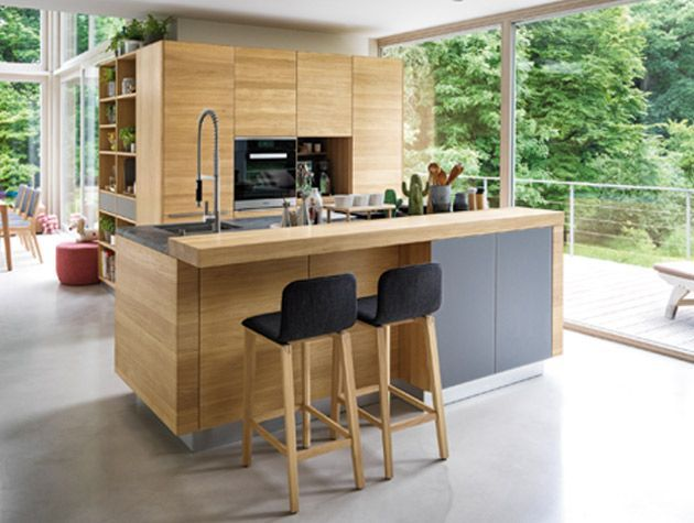 35 best Küche images on Pinterest Kitchen ideas, Kitchens and - küchen ohne elektrogeräte