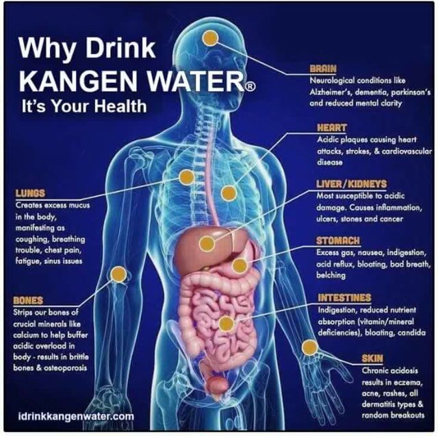 "Kangen Water® is created from a device manufactured by Enagic Corporation. This device transforms ordinary tap water and through an electrolysis process that restructures and ""micro-clusters"" your water. This process enables the water to penetrate human and animal cells, in the same way as energized water found in nature."
