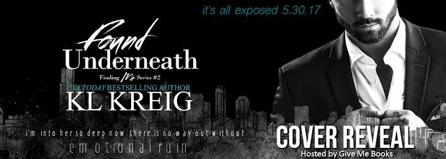 Ogitchida Kwe's Book Blog : Cover Reveal for Found Underneath by K.L. Kreig.@g...