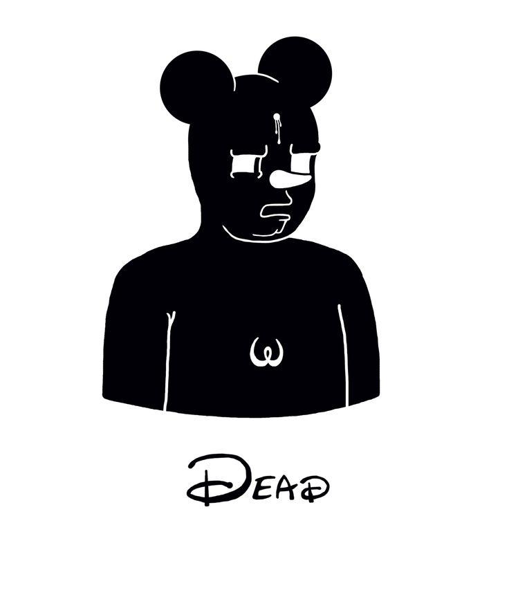 """""""Dead Walt"""" by #Jürgen #Freese"""