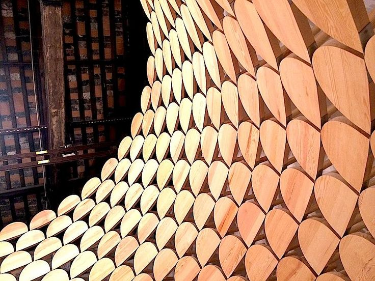 A spikey tower made by 692 wooden stools raises as a symbol of the erasure of regional identiy at #Kosovo Pavilion in #Venice #architecture. http://www.archipanic.com/imposed-modernity/