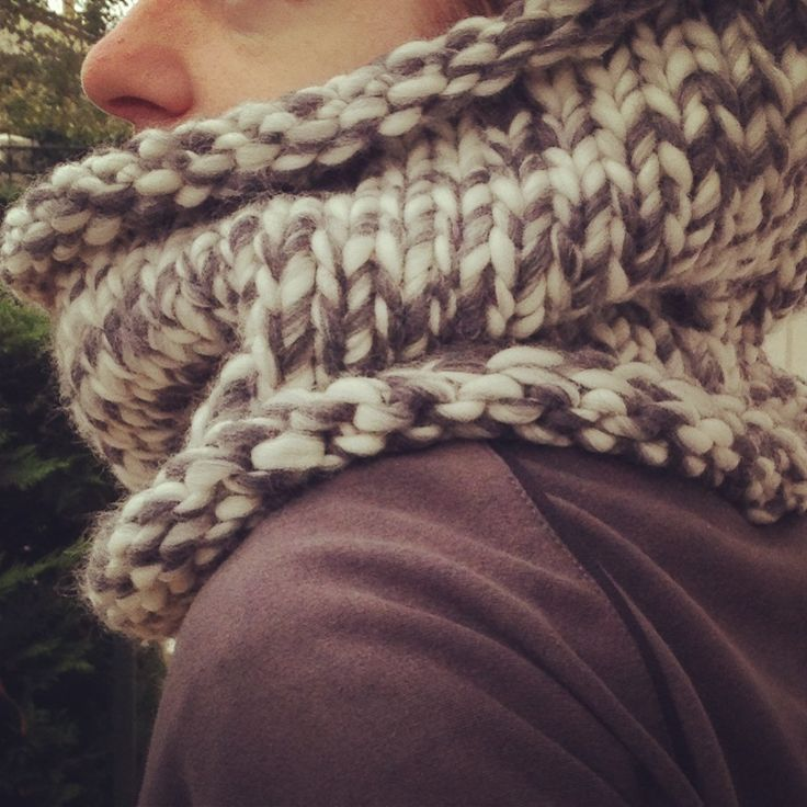 Snood homme / cowl for man