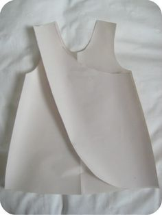 make your own pinafore pattern