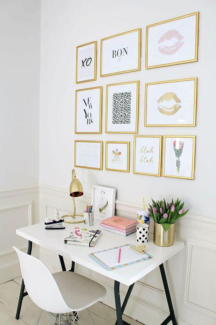 Best 25+ White desks ideas on Pinterest | Desks ikea, Room goals ...