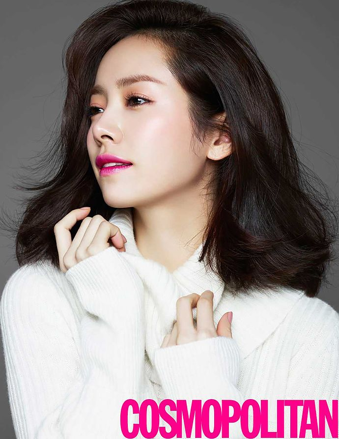 Han Ji Min's A Fall Hottie For Cosmopolitan Korea's November 2015 Issue (UPDATED) | Couch Kimchi