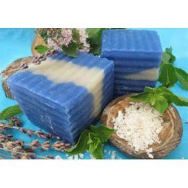 Σαπούνι με λάδι καρύδας & άρωμα μέντας