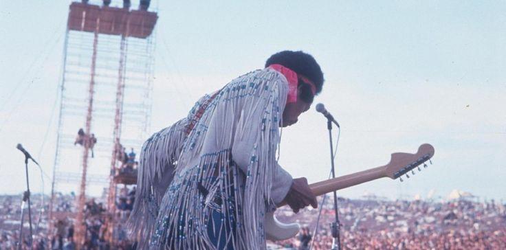 Het Woodstock festival (15-18 augustus 1969) geldt als één van de belangrijkste en bekendste muziek evenementen in de geschiedenis van de popmuziek. Het festival werd gehouden in de Amerikaanse plaats Bethel op het land van boer Max Yasgur. Men verwachtte aanvankelijk 200.000 mensen maar uiteindelijk verschenen er ruim 400.000 bezoekers.