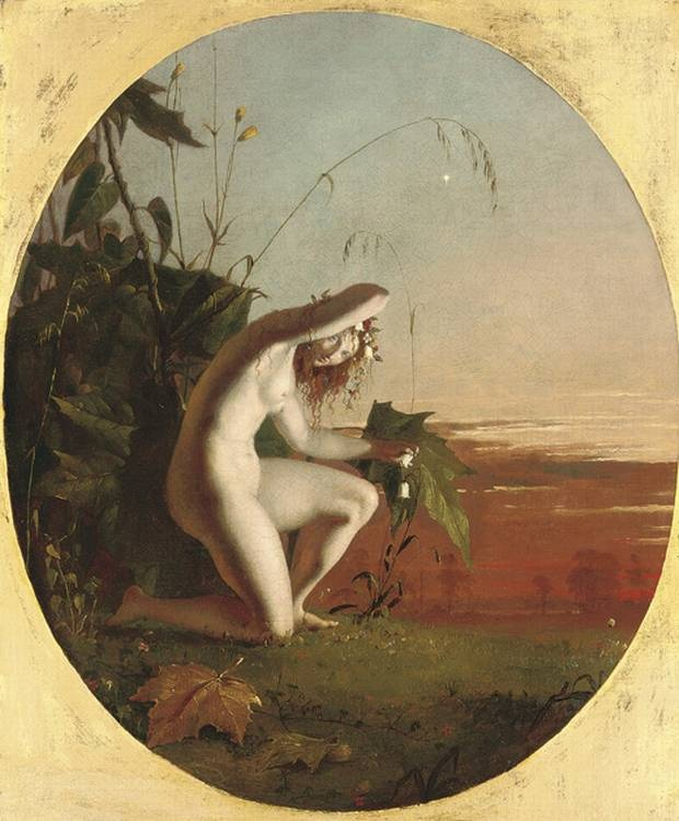 Richard Dadd A Fairy Sunset - The Independent