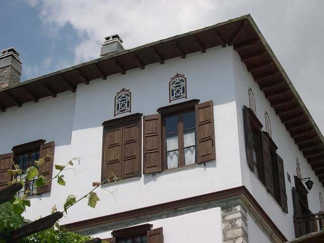 Volos, Pelion - Traditional Architecture
