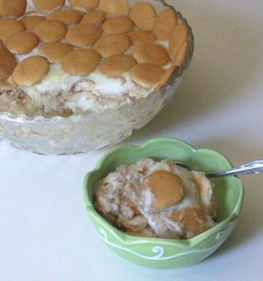 Homemade (from scratch) Banana Pudding via Cooking with K