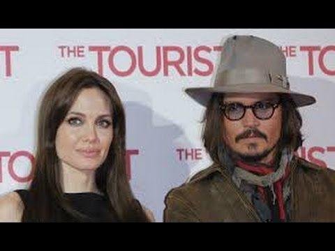Angelina Jolie Johnny Depp: Is She Dating After Brad Pitt?