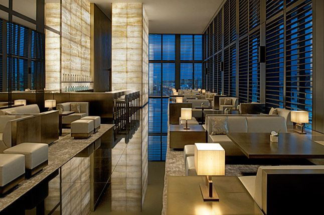 The Armani Hotel Milano earned a spot on the Condé Nast Traveler 2012 HOT list.